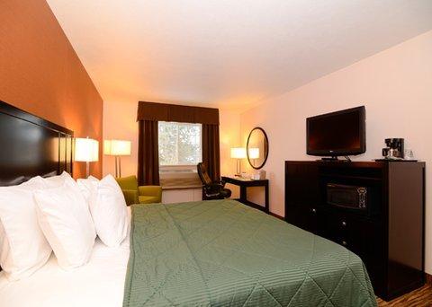 фото Comfort Inn Near Lake Coeur D`Alene Post Falls 488820090