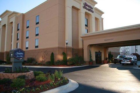 фото Hampton Inn & Suites Macon I-75 North 488833677