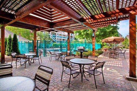фото Hyatt Summerfield Suites - Gaithersburg 488855409