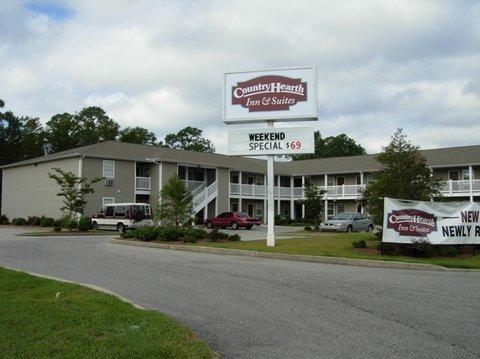 фото Country Hearth Inns Gulf Shore 488861441