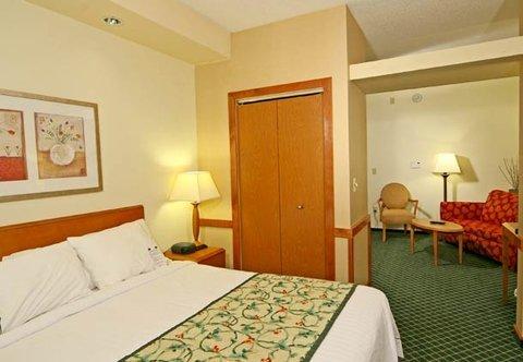 фото Fairfield Inn and Suites by Marriott Birmingham Fultondale / I-65 488870465