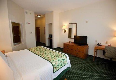 фото Fairfield Inn and Suites by Marriott Birmingham Fultondale / I-65 488870466