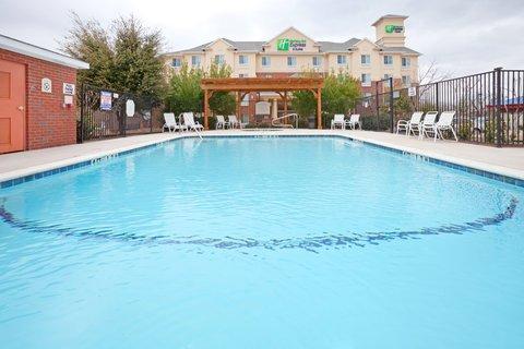 фото Holiday Inn Express Grand Prairie 488884077