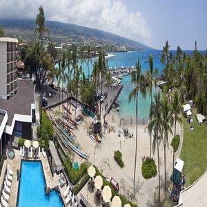 фото Courtyard by Marriott King Kamehameha`s Kona Beach Hotel 488888403