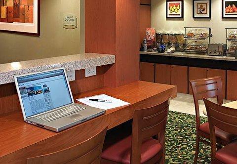 фото Fairfield Inn & Suites Detroit Metro Airport Romulus 488897774
