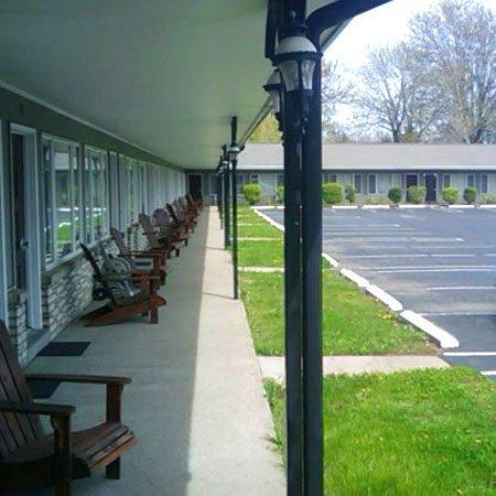 фото Lake Erie Lodge Erie 488907323