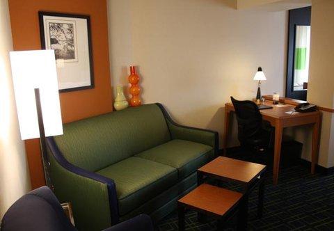 фото Fairfield Inn and Suites Morgantown Granville 516555308