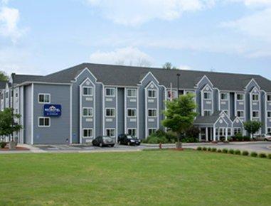фото Microtel Inn & Suites Uncasville 516564420