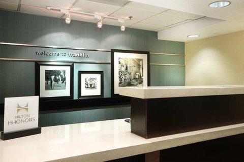 фото Hampton Inn & Suites Nashville-Franklin 516604030