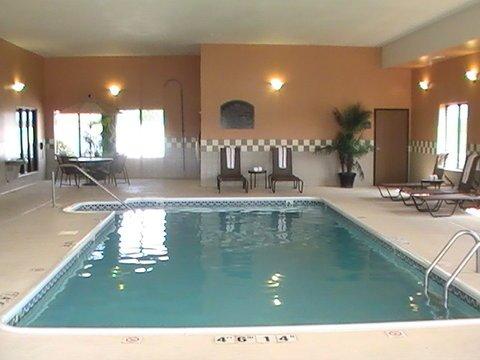 фото Holiday Inn Express Hotel & Suites Shiloh/O`Fallon 516790237
