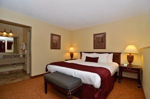 фото Best Western Pine Springs Inn 516801856