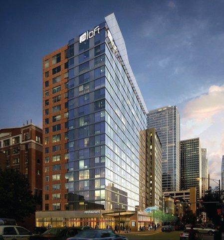фото Aloft Chicago City Center 517075150