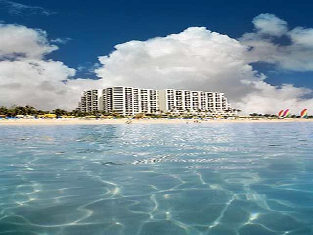 фото Fort Lauderdale Marriott Harbor Beach Resort & Spa 542838840