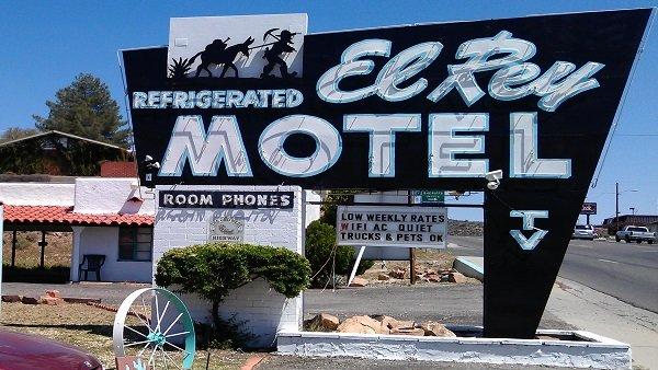 фото El Rey Motel 548288843