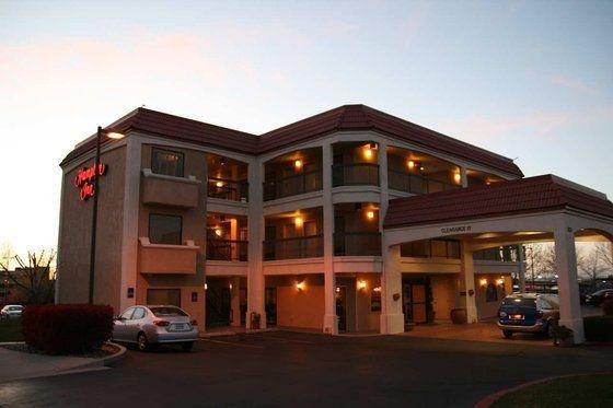 фото Hampton Inn Albuquerque-Airport 57119120
