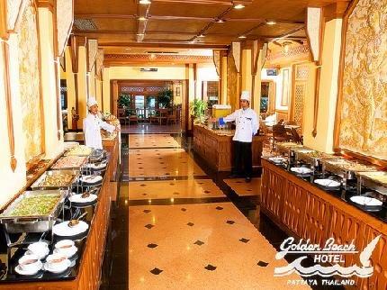 фото Golden Beach Hotel Pattaya 5830262