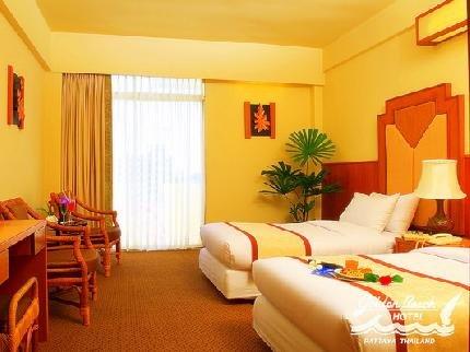 фото Golden Beach Hotel Pattaya 5830268