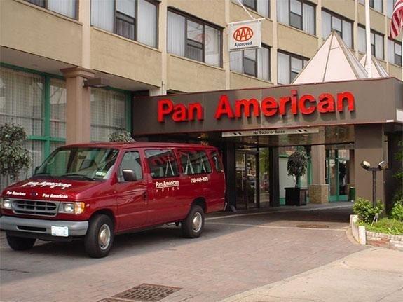 фото Pan American Hotel 587278602