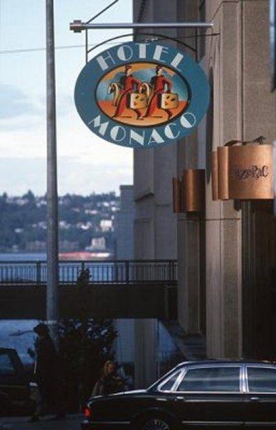фото Hotel Monaco Seattle, a Kimpton Hotel 587303277