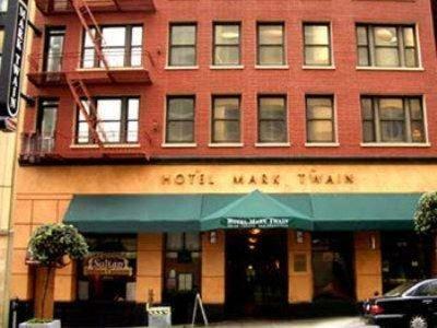 фото Hotel Mark Twain 587333926