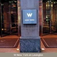 фото W New York 587349349
