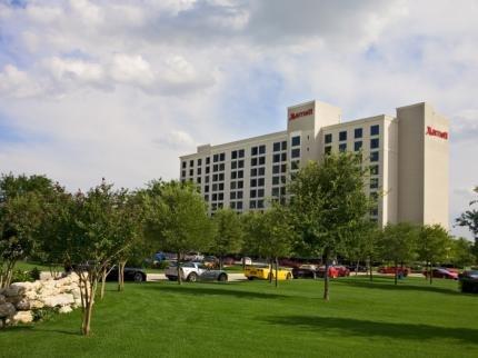 фото Dallas/Fort Worth Marriott Hotel & Golf Club at Champions Circle 5932800