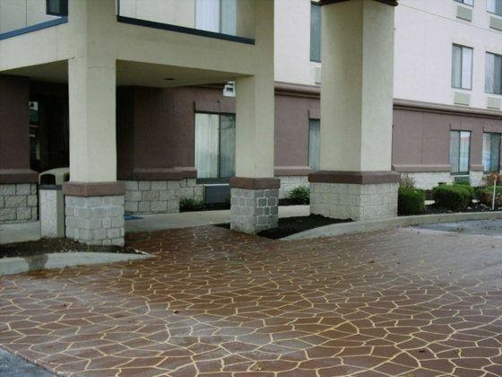фото Holiday Inn Express Evansville-North 59678154