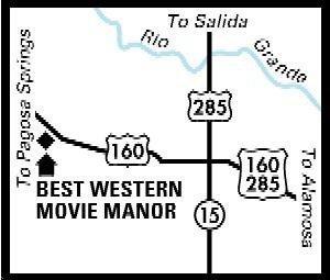фото Best Western Movie Manor 596908095