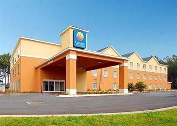 фото Comfort Inn Defuniak Springs 596982364