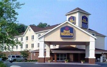 фото Best Western Plus Rocket City Inn & Suites 596987763
