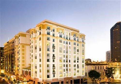 фото Residence Inn by Marriott San Diego Downtown/Gaslamp Quarter 597089457