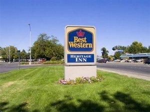 фото Best Western Heritage Inn - Chico 597104180