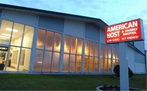 фото American Host Motel 597156710