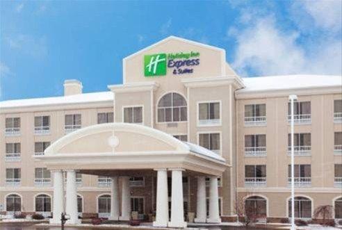 фото Holiday Inn Express Rockford-Loves Park 597220021