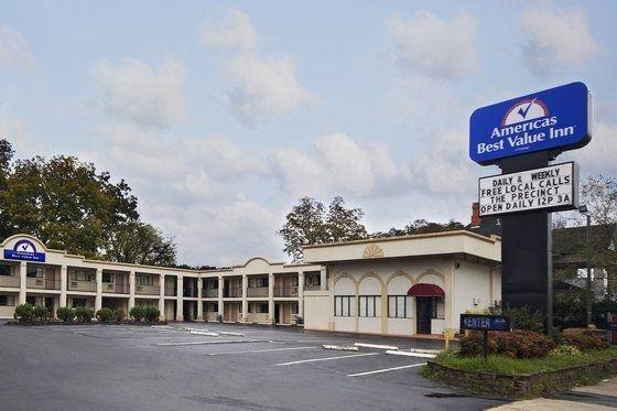 фото American Eagle Inn Fayetteville 601416353