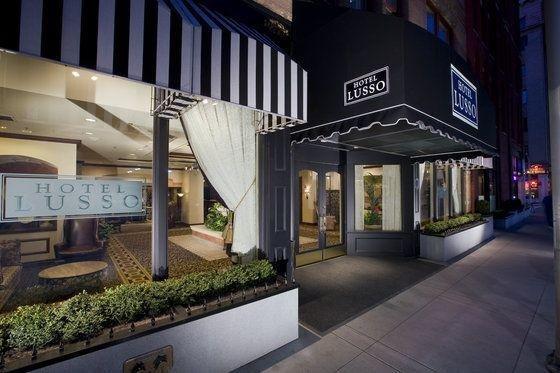 фото Hotel Lusso 601802299