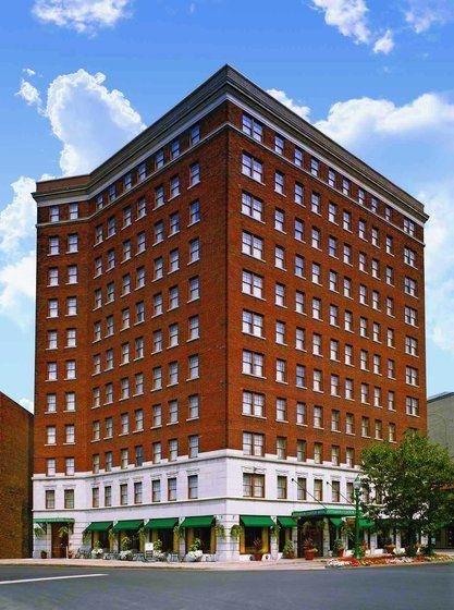 фото Jefferson Clinton Hotel 60304473
