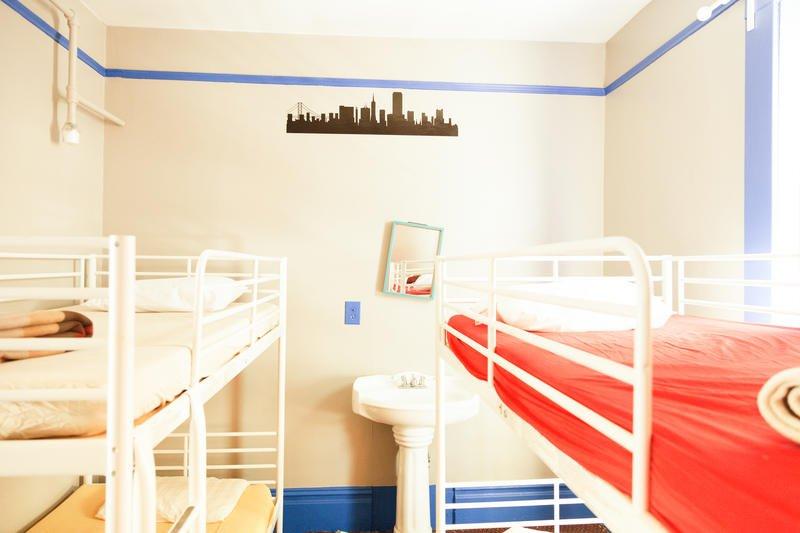 фото San Francisco International Hostel 603184388