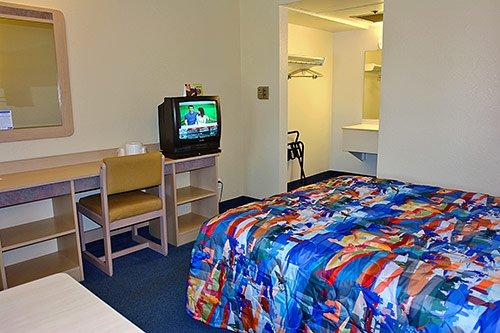 фото Motel 6 Sacramento Downtown 603186424