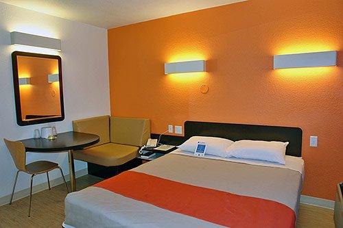 фото Motel 6 Corpus Christi East - N. Padre Island 603186467