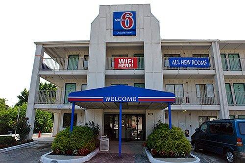 фото Motel 6 Baltimore Bwi 603186486