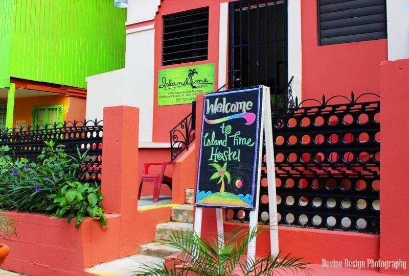 фото Island Time Hostel 603294858