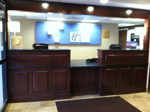 фото Holiday Inn Express Middlesboro 607332364