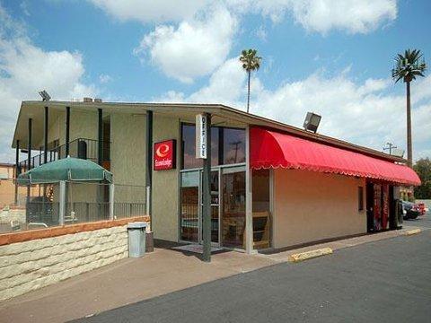 фото Econo Lodge Bakersfield 607387140