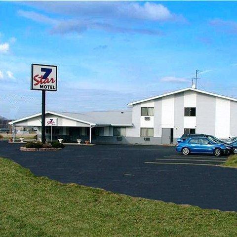 фото 7 Star Motel Marshfield 607567669