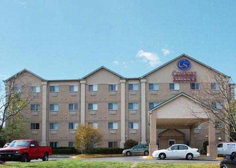 фото Comfort Suites Lexington 607618223