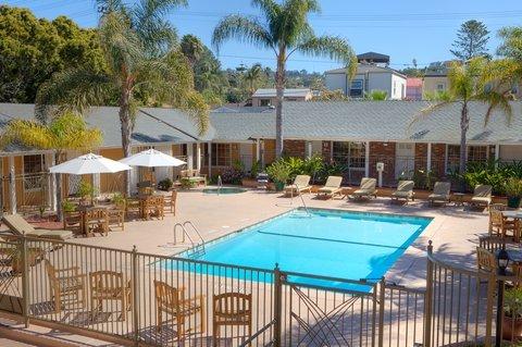 фото Holiday Inn Express La Jolla 609140542