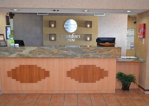 фото Comfort Inn Santa Fe 609173847