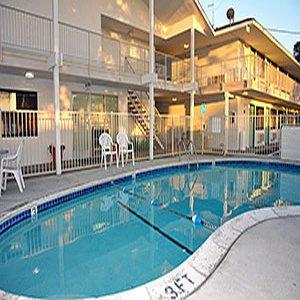 фото Motel 6 Monterey 609222389
