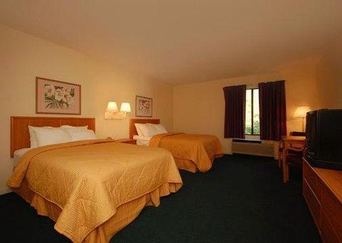 фото Comfort Inn Smith Mt. Lake 609292161